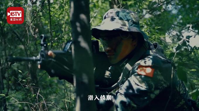 """""""黑猛虎""""杨建松:不知疲惫奔跑在南疆战地,特战利刃逢坚必克!"""