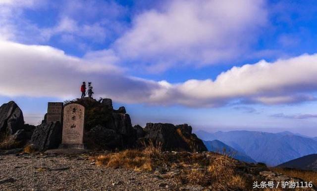 江西最高的3座山峰,不是庐山,也不是三清山,你
