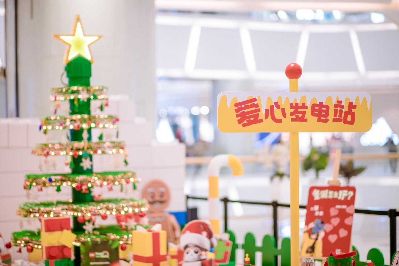 这个圣诞,在乐高®玩乐实验室探索新玩法